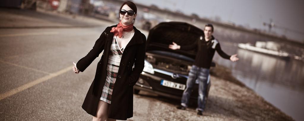 Patrice & Mag - Cabrio - Intro
