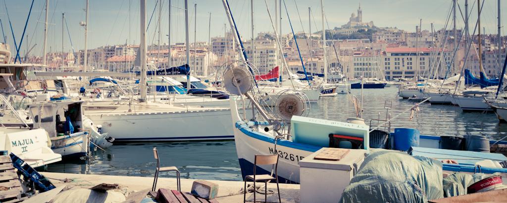 20110805 - Vieux Port de Marseille - Intro