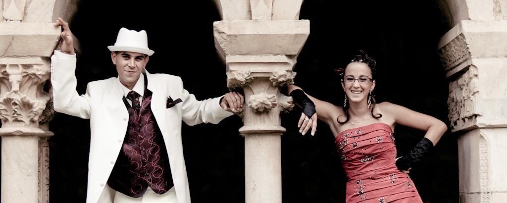 20110827 - Mariage Sandrine et Mika - Shooting - Intro
