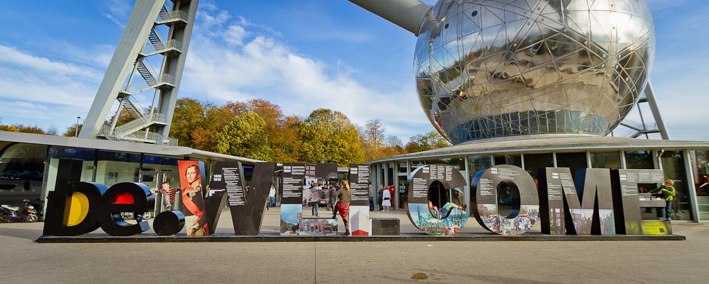 20111105 - Visite Atomium 2 - Intro