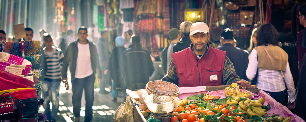 20111230 - Le souk de Marrakech - Intro