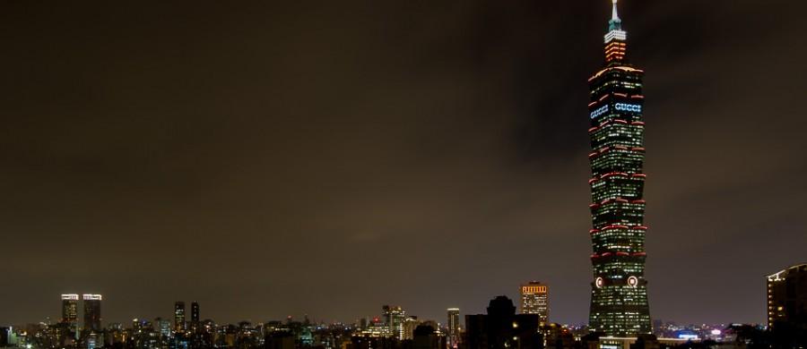 20121118 - Taipei 101 - Intro
