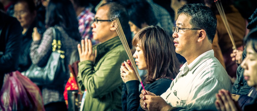 20121118 - Temple Longshan - Intro