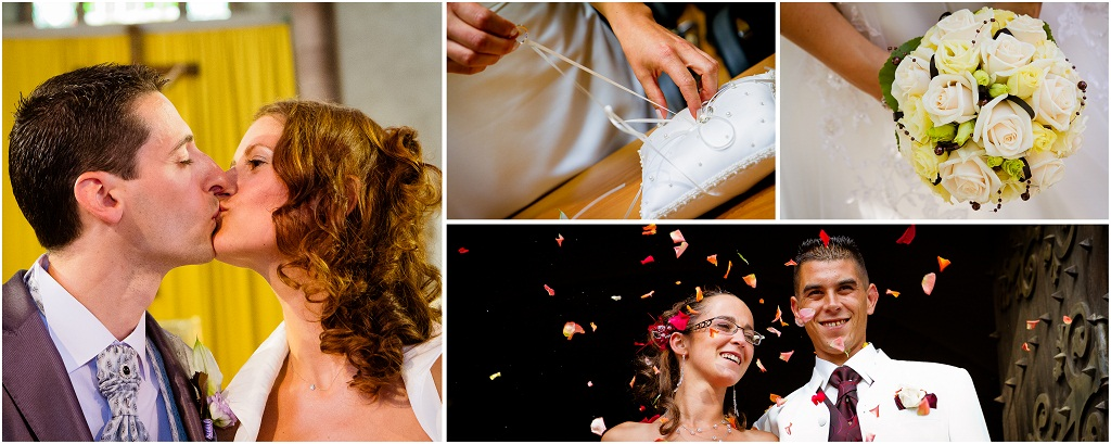 Prestations - Collage Mariages