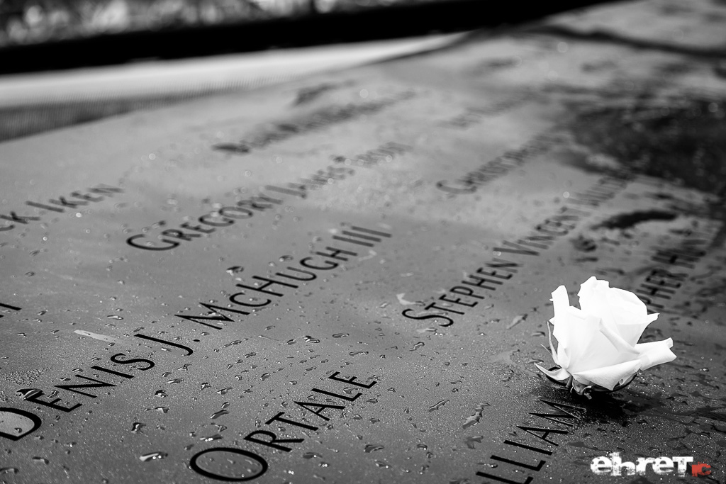 20130727 - New York 911 Memorial - IMG_5883